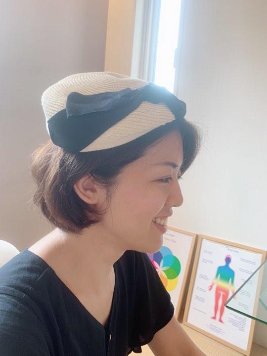 顔タイプキュートさんが得意な帽子&小物例